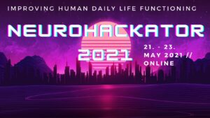 neurohackathor 2021 artwork